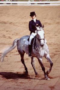 Elisabeth Max-Theurer auf Mon Cherie, Foto: Pio Czerny