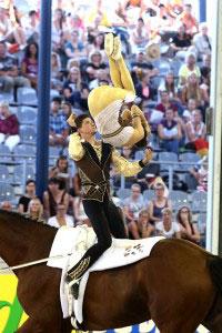 Europameisterschaft 2015 in Aachen / Foto: Andrea Fuchshumer